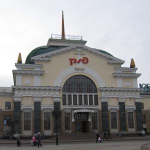 Железнодорожные вокзалы Нерюнгров
